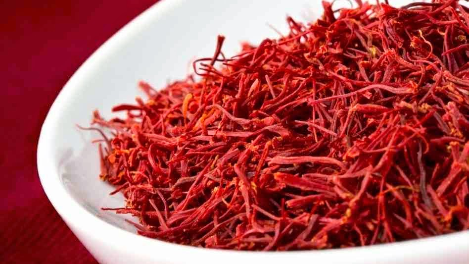 why saffron is so expensive